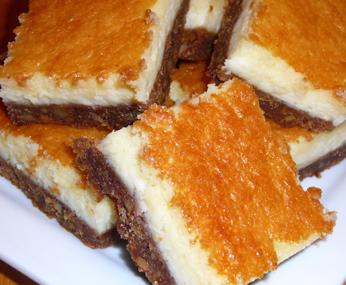 cheesecakebars